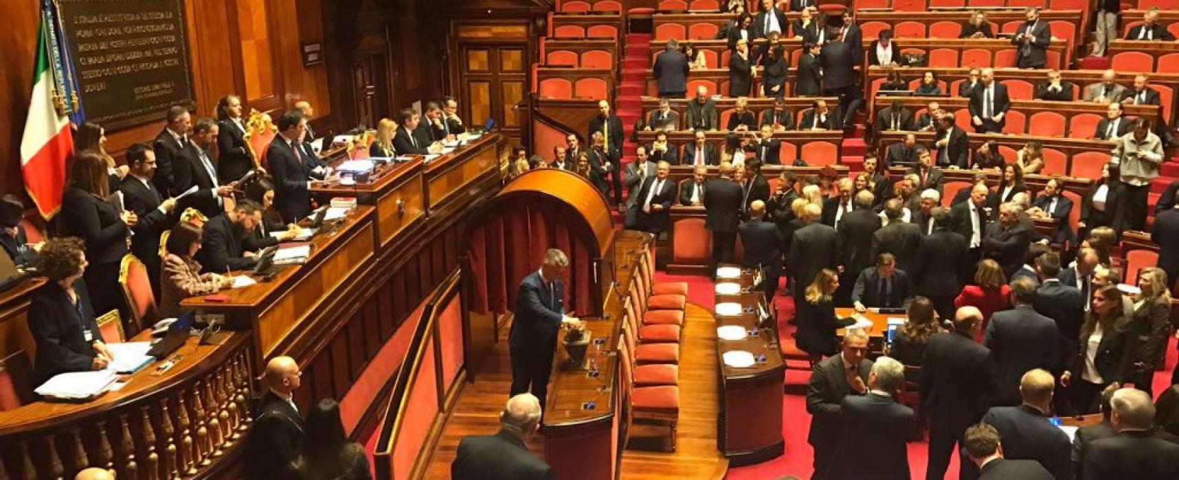 Senato: primo giorno per Mallegni (FI), a Palazzo Madama