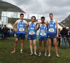 Gubbio 2018 Orecchiella Juniores