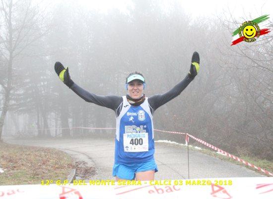 Annalaura Mugno trionfa al G.P. Monte Serra – Ragazzi del Vega.