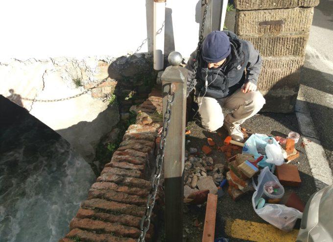 Pubblico Condotto lucchese, dopo l'interruzione ripartono i lavori sui fossi del Centro
