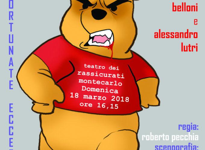 """Teatro dei Rassicurati di Montecarlo, """"I tuoi baci molotov"""""""