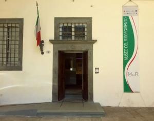 MUSEO RISORGIMENTO - ingresso Cortile