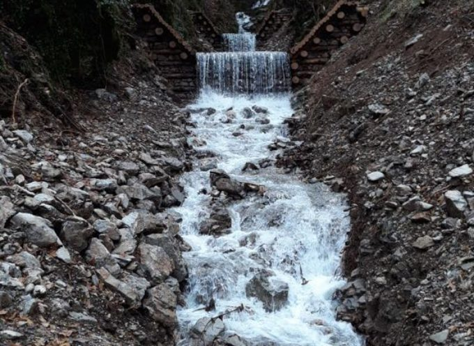 Conclusi gli interventi del Consorzio sul Fosso della Trava e Rio Fossone a Rontano