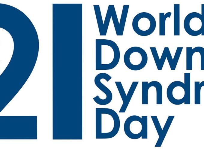 Giornata mondiale Sindrome Down (21 marzo)