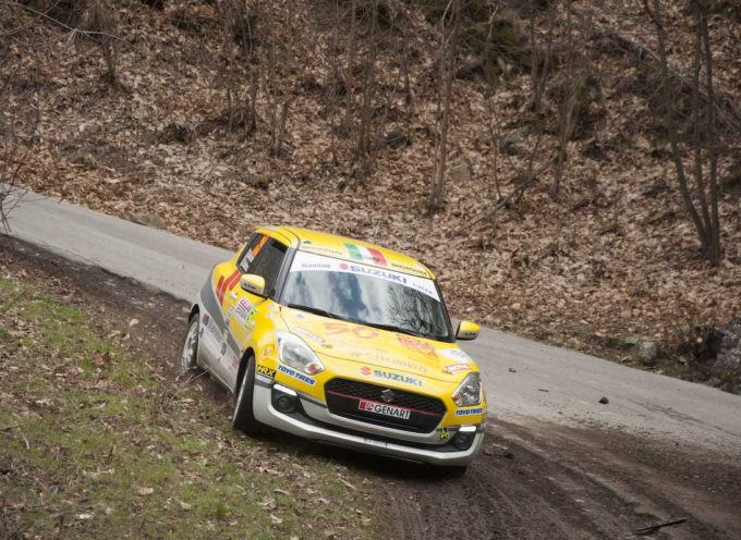 "ADESIONI RECORD E NOMI ILLUSTRI PER LA ""PRIMA"" TRICOLORE DEL PREMIO RALLY AUTOMOBILE CLUB LUCCA"