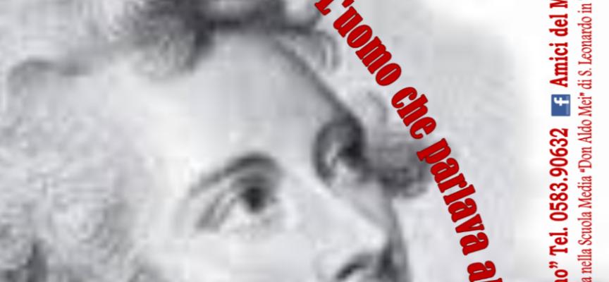 ALLA SCUOLA DON ALDO MEI SI PARLERA' DI VINVENZO LUNARDI