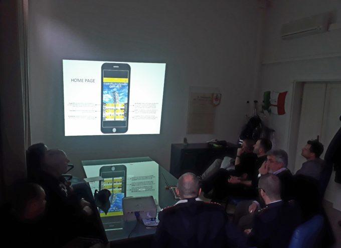 CDV – Lucca – presentata la app per smartphone del Controllo del vicinato: per diffondere la cultura della sicurezza e della prevenzione