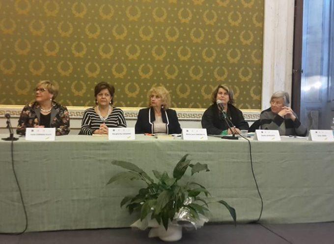 """""""ASPETTARE STANCA… Un lungo cammino verso la parità"""""""