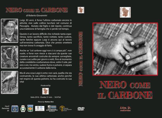 al micologico Puccinelli di s. concordio la proiezione del reportage lucchese sul carbone e carbonai