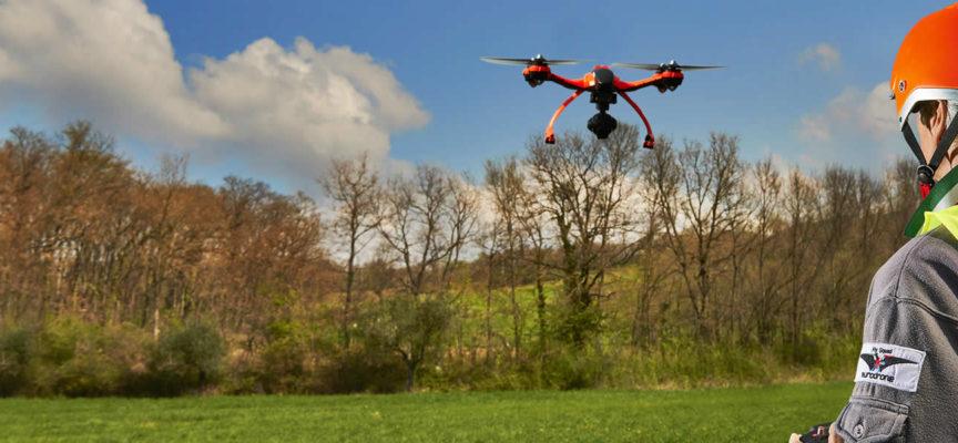 All'aeroporto di Tassignano al via un corso di pilotaggio droni