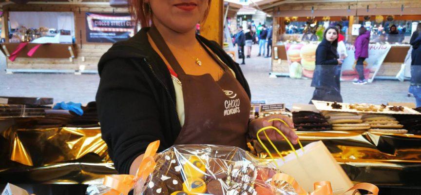 Lucca golosa con la festa del cioccolato artigianale