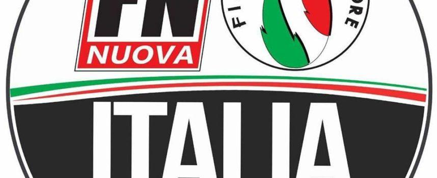 """A Pietrasanta Forza Nuova con """"Italia agli italiani"""" ci sarà."""