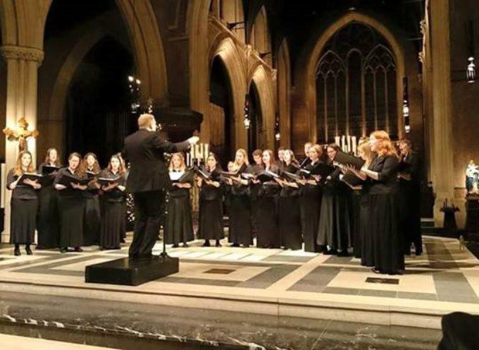 """Northern Spirit Singers"" Corale Inglese In concerto a Cappella, Lucca, Cattedrale di San Martino"