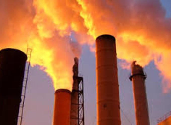 insoddisfacenti le misure per ridurre la quantità di CO2 atmosferica