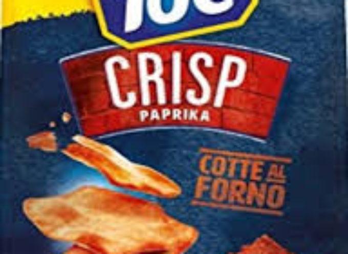 Tuc crisp paprika richiamati dal mercato: contengono senape non dichiarata in etichetta. Potrebbero provocare reazioni allergiche