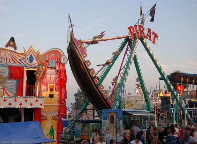 Fiera di San Giuseppe: chiarimenti sulla collocazione del Luna Park