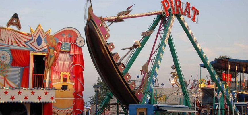 Forte dei Marmi: Luna Park gratis, le date