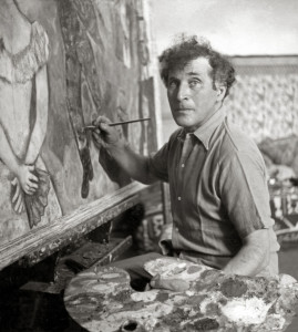 marc-chagall-peignant-810x902