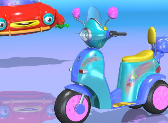 TuTiTu Scooter