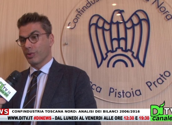 Confindustria Toscana Nord: Analisi dei Bilanci 2006/2016