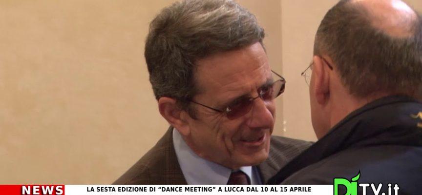 La sesta edizione di Dance Meeting 2018 dal 10 al 15 aprile a Lucca[video]