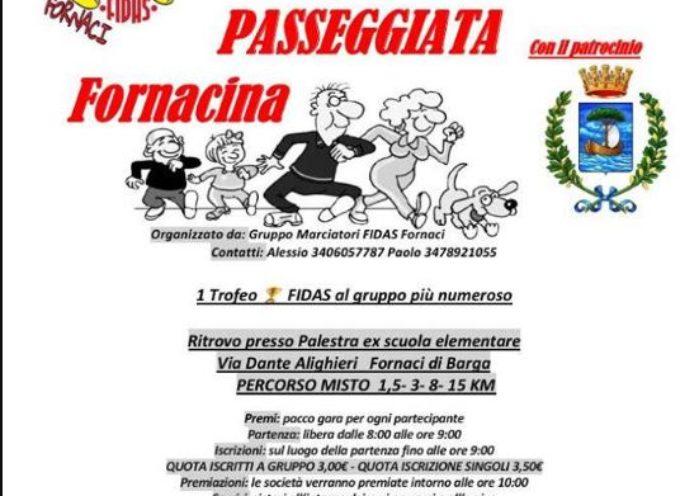 PASSEGGIATA FORNACINA DOMENICA A FORNACI DI BARGA