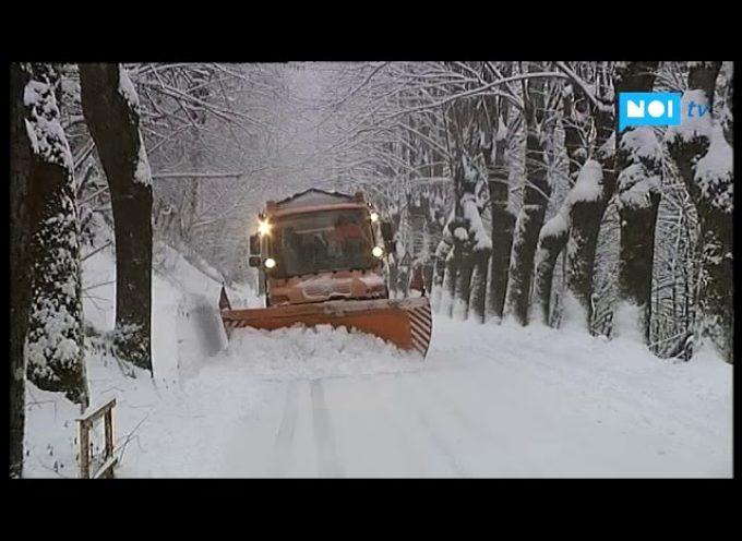"""In Mediavalle e Garfagnana una nevicata … """"democratica"""""""