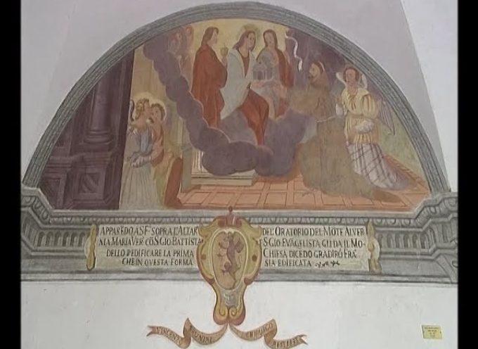 Il cantico del chiostro, gli straordinari affreschi del Convento di San Francesco