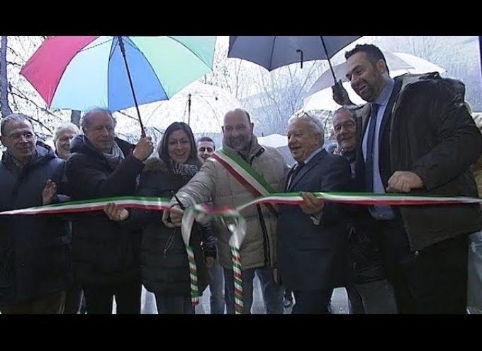 Ecco la nuova centralina idroelettrica a Fabbriche di Vallico
