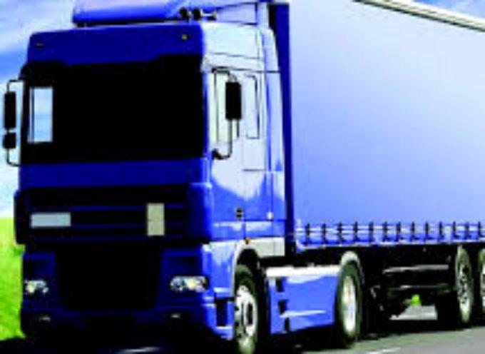 Circolazione mezzi pesanti oltre le 7,5 tonnellate REVOCATO L'ORDINANZA DELLA Prefettura