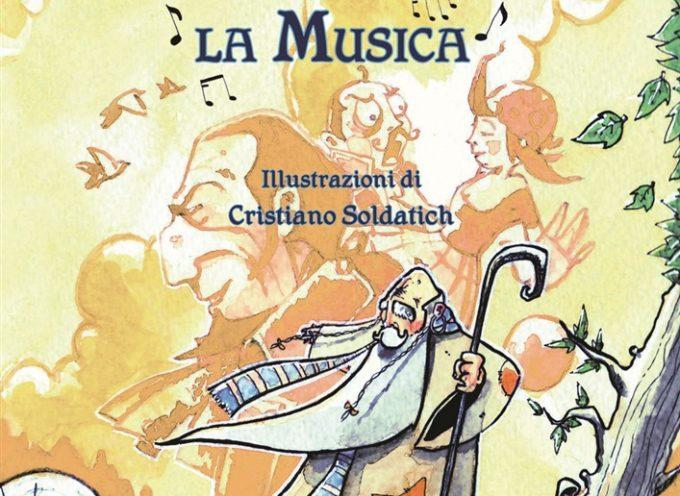 """ARTEMISIA SI PRESENTA IL LIBRO  """"L'UOMO CHE CUSTODIVA LA  MUSICA"""""""