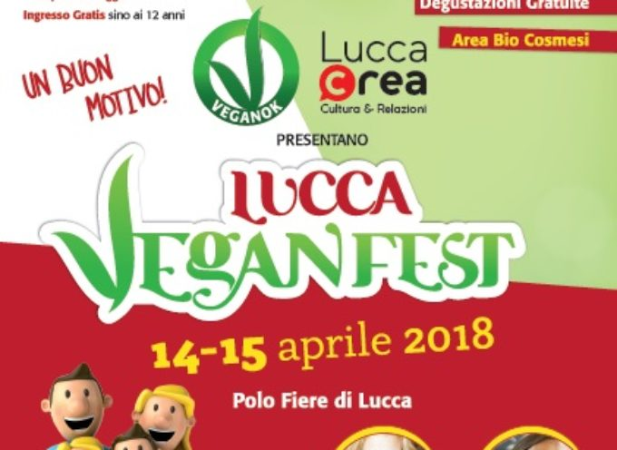 Arriva a Lucca il VeganFest