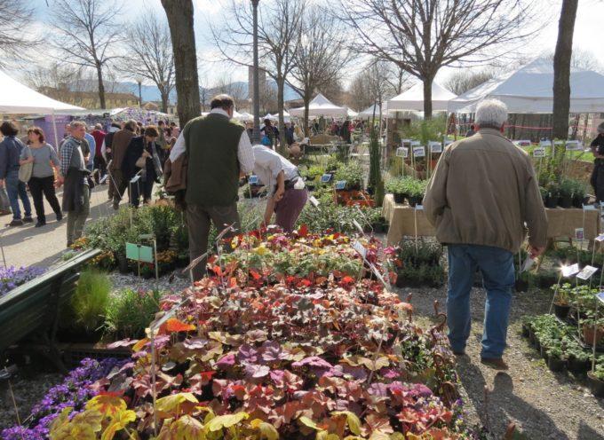 Mostra Mercato del giardinaggio e del vivere all'aria aperta, Lucca – Mura Urbane 6, 7 e 8 aprile 2018