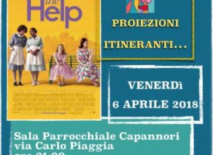 Venerdì 6 aprile alla sala parrocchiale di Capannori si proietta 'The Help'