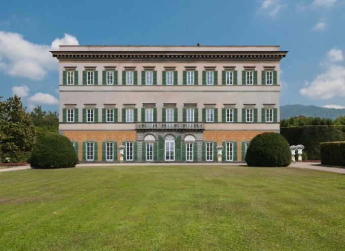 GIOVEDì  12 APRILE AL MUSEO ATHENA UNA CONFERENZA SULLA STORIA DI VILLA REALE