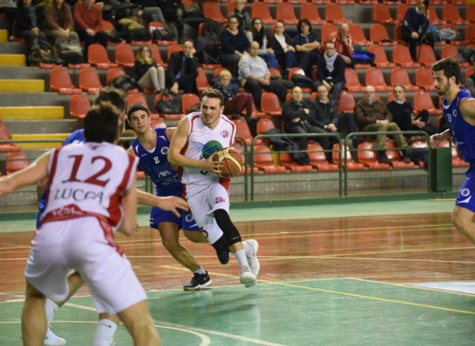 Play-off 2018,  Geonova – Montale