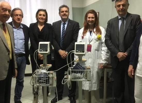 Rotary Club di Lucca: donazione di due importanti strumenti al Pronto Soccorso di Castelnuovo Garfagnana