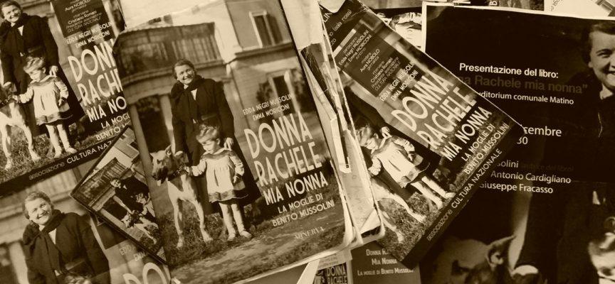 Alla libreria Ubik di via Fillungo si terrà la presentazione del libro di Edda Negri Mussolini e Emma Moriconi: