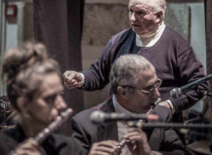 Riconoscimenti: il Maestro Valerio Leonardi taglia il traguardo dei cinquant'anni di carriera musicale
