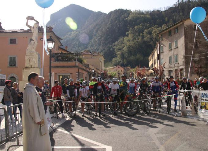 Si è svolta la 5° ciclopedalata: Ancora in Viaggio: pedaliamo insieme a Mauro Talini da Seravezza a Quiesa Massarosa