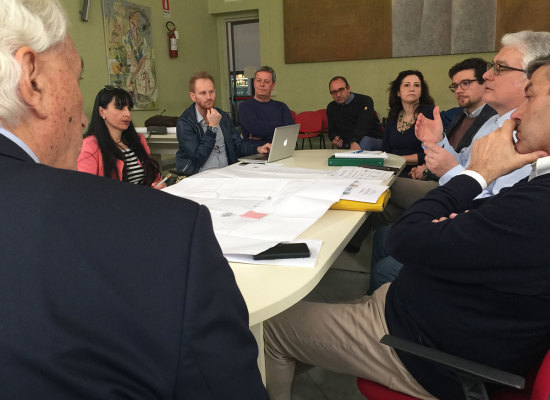 Approvato il progetto esecutivo per il potenziamento del depuratore di Querceta. Lavori al via entro metà maggio