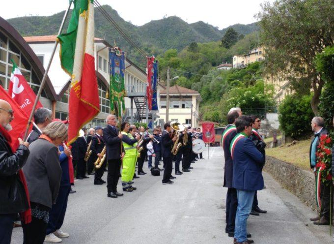 Primo Maggio:  a Seravezza la manifestazione sindacale unitaria della Versilia Storica