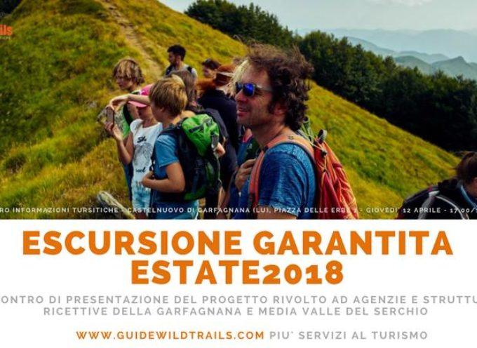 Presentazione escursioni Estate 2018