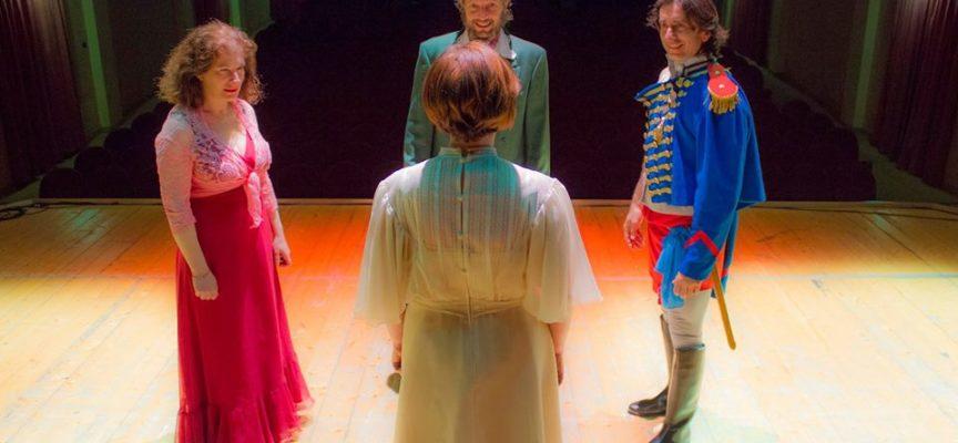 Artè la Compagnia del Libero Teatro metterà in scena lo spettacolo 'La Signorina Papillon' di Stefano Benni.