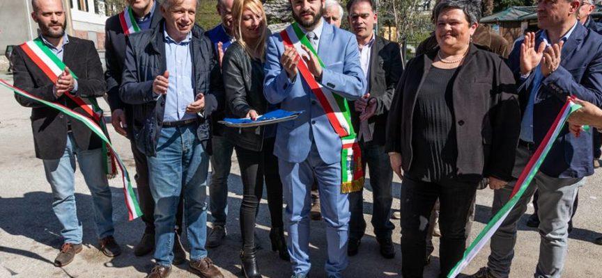 """A Valdottavo il taglio del nastro per la """"Festa dell'olio"""" 2018"""