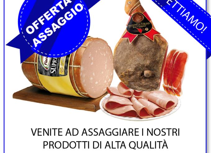 AL MERCATO CONTADINO DI ALTOPASCIO, OFFERTA ASSAGGIO