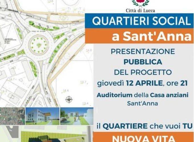 Quartieri Social: presentazione progetti a Sant'Anna