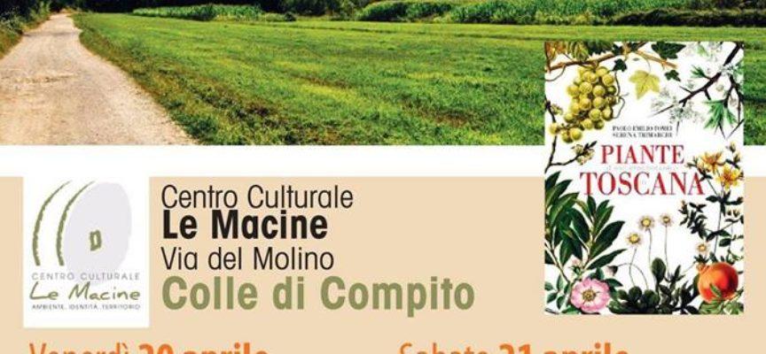 Presentazione del libro 'Piante d'uso etnobotanico in Toscana