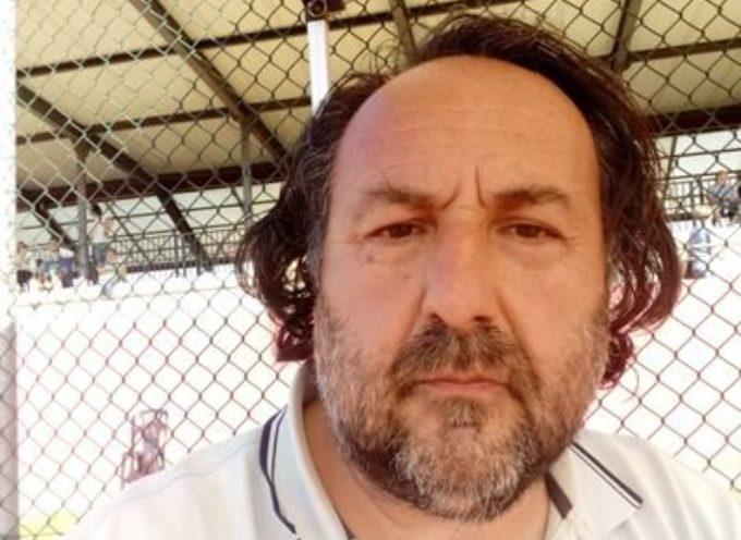 SI CHIUDE IL RAPPORTO PROFESSIONALE TRA TAU CALCIO E ANDREA MOTRONI