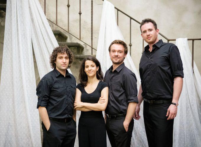 Musiche per quartetto d'archi a Palazzo Ducale